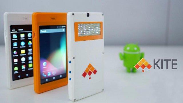 """""""Kite Diy"""" je Android telefon koji treba sami da napravite!"""