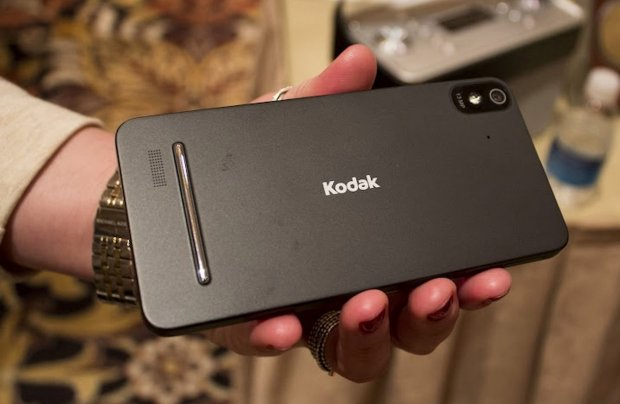 Kodak je predstavio svoj prvi pametni telefon!