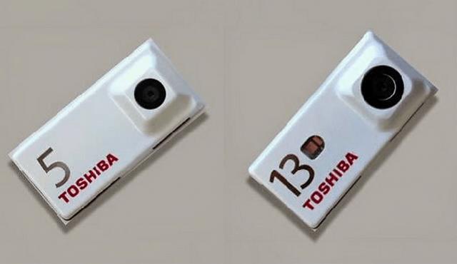 Kompanija Toshiba je predstavila 5 MPx i 13 MPx kamera module za ARA telefon! (VIDEO)
