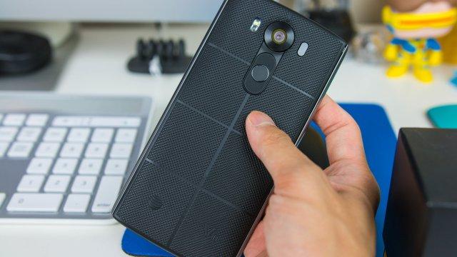 LG je predstavio svoj novi telefon V10! Imamo utisak da je V10 pobesneli LG G4!