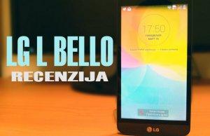 LG L Bello - Test (VIDEO)