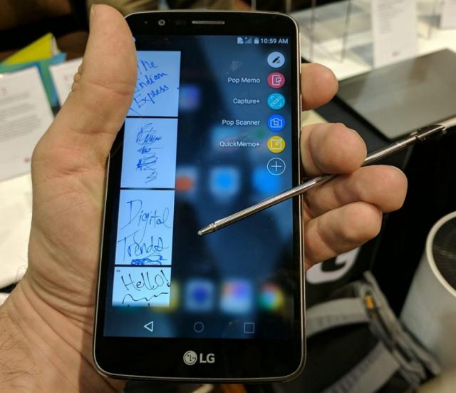 LG Stylo 3 je novi, povoljni fablet srednje klase koji sigurno neće eksplodirati! [CES2017]
