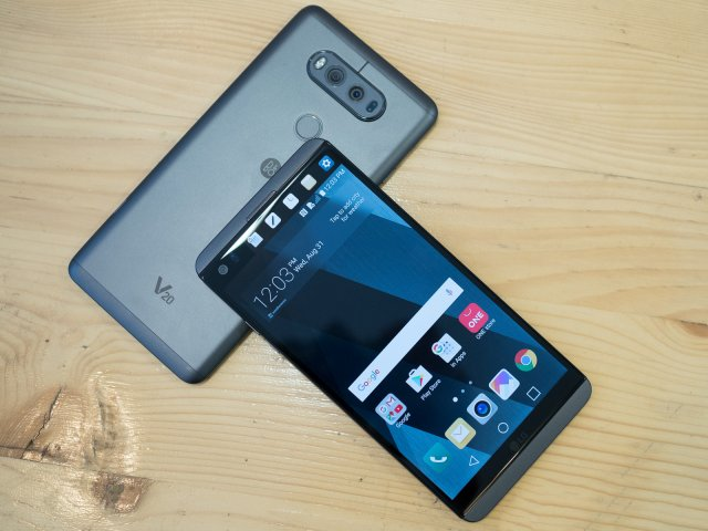 LG V20 je zvanično predstavljen! Sve je duplo bolje! Dve kamere, dva ekrana… (VIDEO) [IFA 2016]
