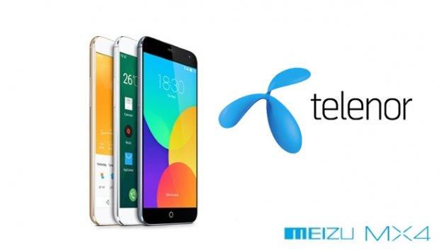 Meizu MX4 je dostupan u Telenoru za 1 Dinar!