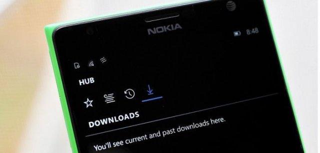 Microsoft Edge za Windows 10 telefone će dobiti funkciju pozadinskog preuzimanja