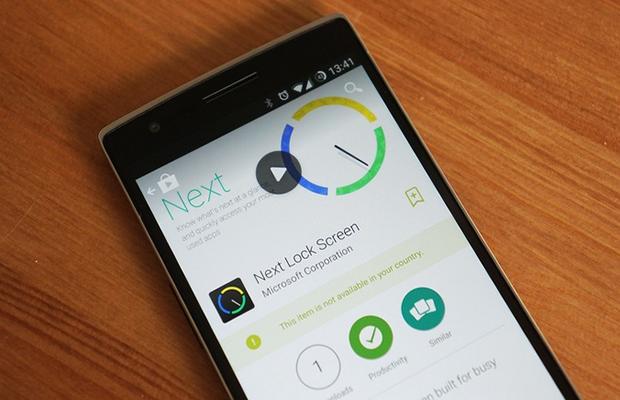Microsoft je napravio nekoliko android aplikacija.