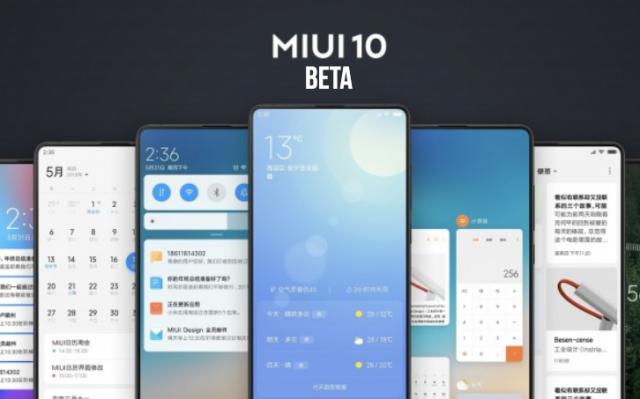 MIUI 10 Global BETA verzija je dostupna za osam Xiaomi telefona!