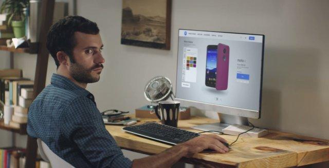 """Moto X 2014 reklama za """"MotoMaker"""" opciju!"""