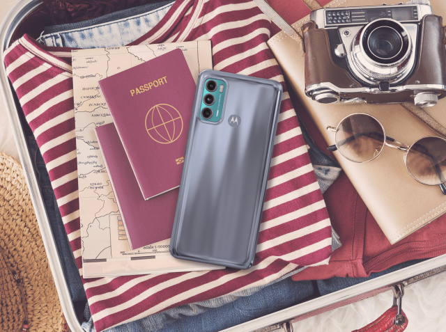 Motorola g60 donosi ultrabrze performanse i neverovatan 108MP sistem kamera