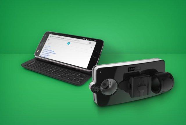 Motorola je predstavila nove dodatke za Moto telefone! [CES 2018]