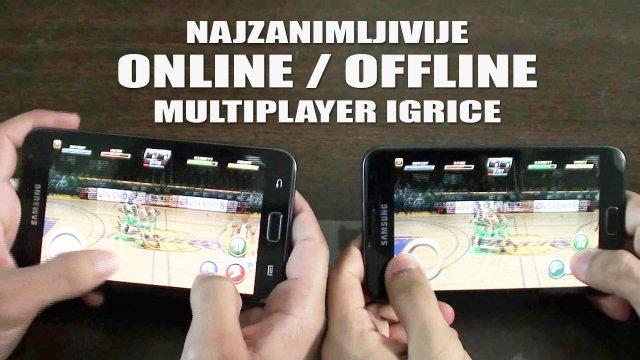 Najbolje multiplayer Android igrice koje se mogu igrati bez interneta ili sa!