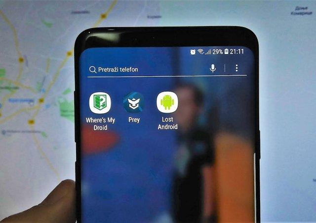 Najbolje aplikacije za pronalaženje izbugljenog ili ukradenog telefona!