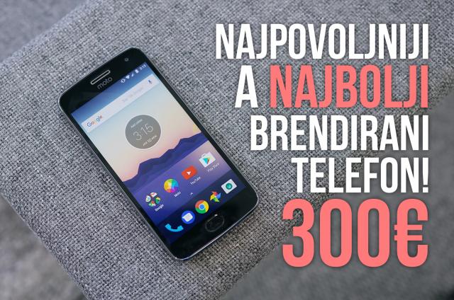 Najbolji, brendirani telefon do 300 evra! [2017] (VIDEO)