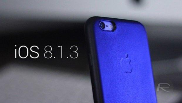 Nova iOS 8.1.3 zakrpa je razočarala mnoge korisnike!