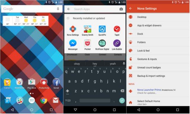 Nova Launcher je sada najbolja tema za Android!