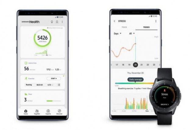 Nova Samsung Health aplikacija donosi mnogo toga drugačijeg!