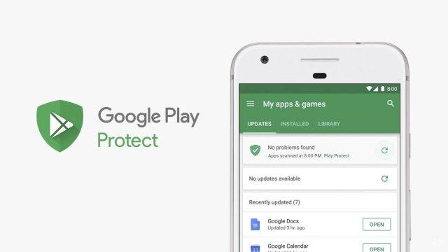 Novi Google Play Protect servis polako postaje dostupan korisnicima!