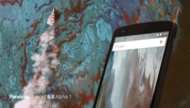 Novi Paranoid Android baziran na LolliPop-u je stigao!