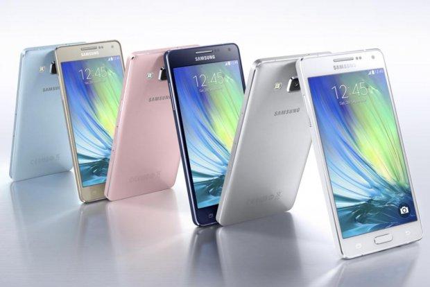 Novi Samsung-ovi  modeli, Galaxy A3 i A5, stižu i na naše tržište!