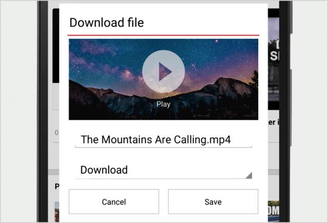 Opera Mini vam od sada omogućava preuzimanje video sadržaja u par dodira! (VIDEO)