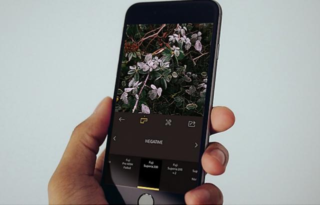 Aplikacija za poznavaoce i ljubitelje fotografije!
