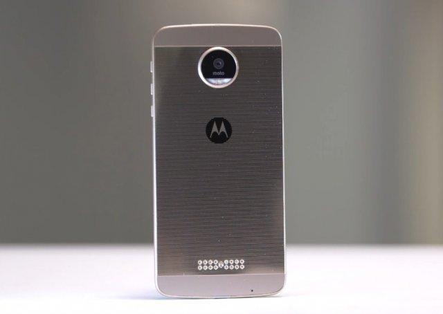 Ovo je Moto Z! Najnoviji, modularni vodeći telefon Motorola kompanije.