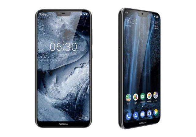 Ovo je novi Nokia X6 telefon sa 19:9 ekranom i dve zadnje kamere!