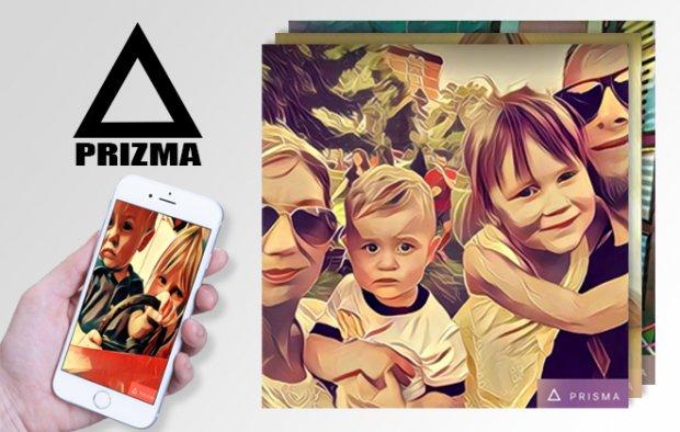 Ovo je Prizma aplikacija. Ubica Instagram filtera!