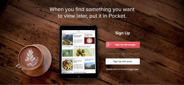 Pocket je aplikacija koja svaki internet surfer treba imati!