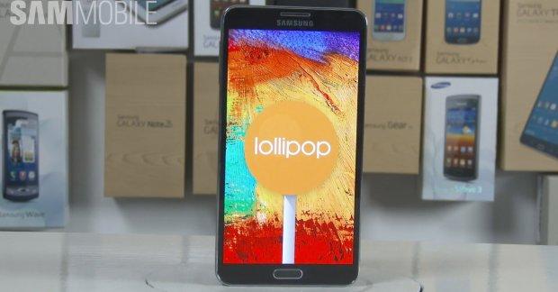 (VIDEO) Pogledajte kako će Android 5 LolliPop izgledati na Note 3 telefonu!