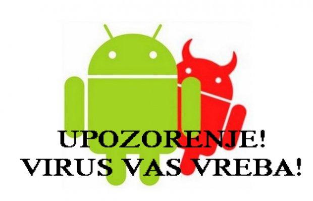Pojavio se novi lukavi virus za Android platformu!