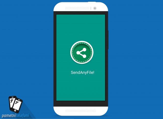 """Pošaljite bilo koji tip datoteke preko WhatsApp-a koristeći """"SendAnyFile""""!"""