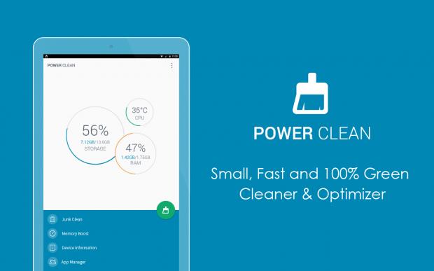 Power Clean rasterećuje memoriju i ubrzava svaki Android uređaj!