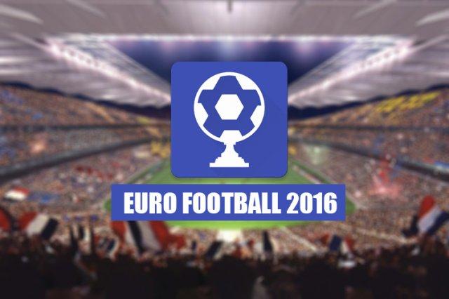 Najbolja aplikacija za praćenje EURO 2016 u Francuskoj!