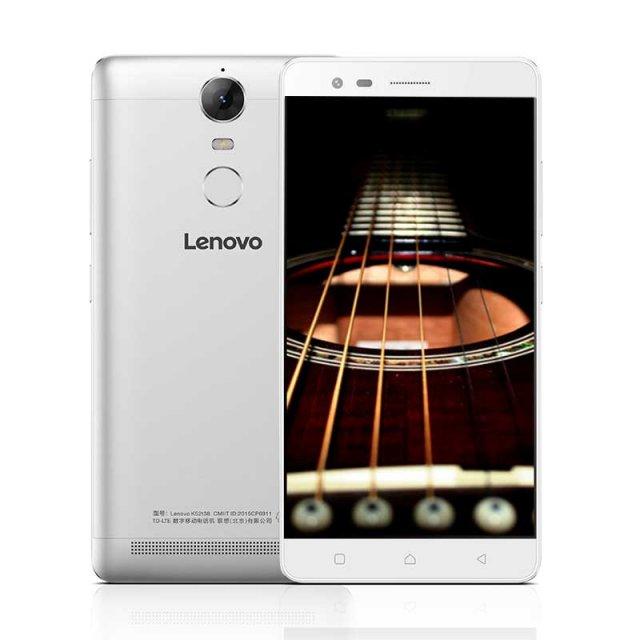 Predstavljen Lenovo K5 Note telefon!