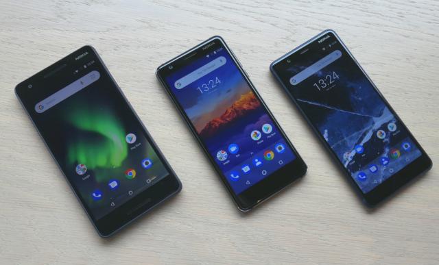 Predstavljeni Nokia 5.1, Nokia 3.1 i Nokia 2.1 telefoni! [Karakteristike | Cena]
