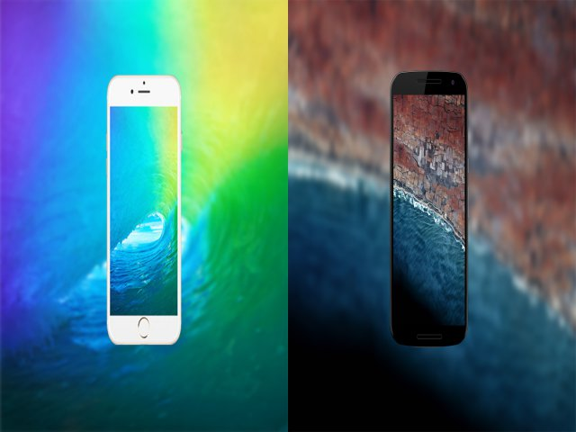 Preuzmite njanovije iOS 9 i Android M UltraHD pozadine!
