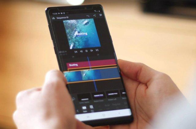 Preuzmite novu Adobe Premiere Rush aplikaciju i na Android uređajima!