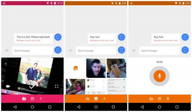 Preuzmite novu Google Messenger aplikaciju za SMS dopisivanje!