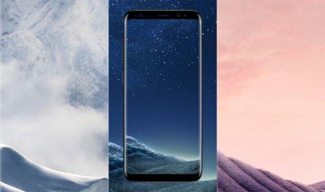 Preuzmite zvanične pozadine sa Samsung Galaxy S8 i Galaxy S8+ telefona!