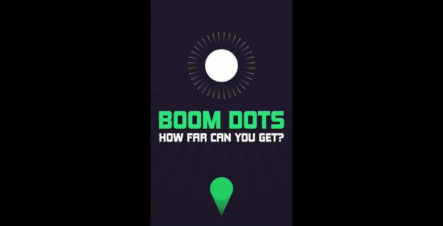 Probajte neverovatno zaraznu Boom Dots igricu! (VIDEO)