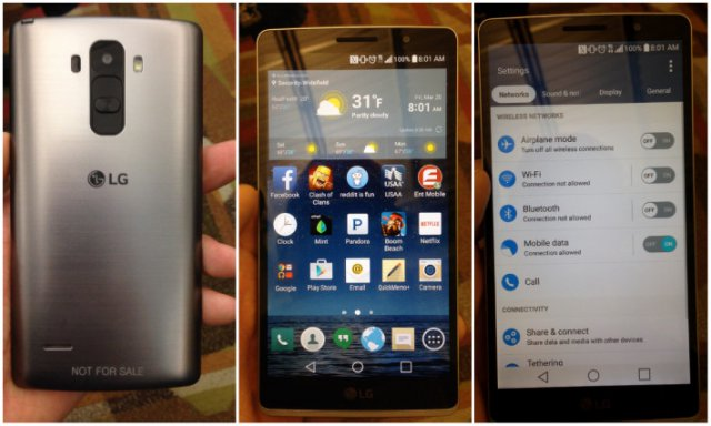 Procurele su fotke nadolazećeg LG G4 telefona!