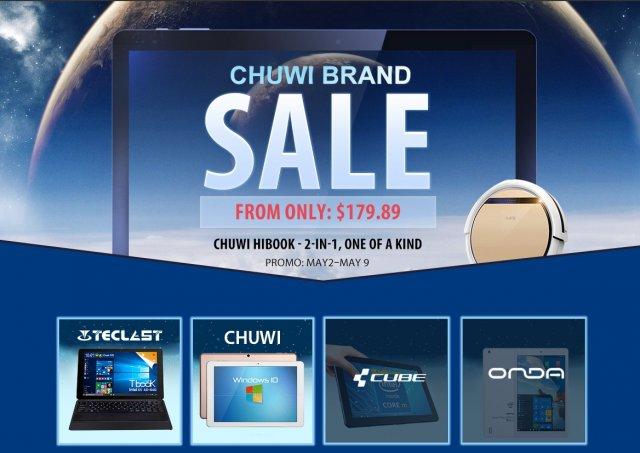 Rasprodaja tableta je u toku! Pogledajte akcijske cene koje nudi GearBest.com.