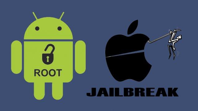 Razlike između Android Root-a i iPhone Jailbreak-a?