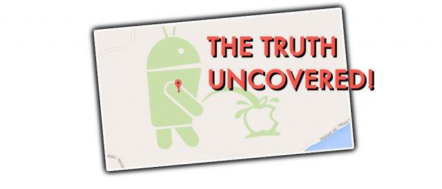 Rešena misterija oko skandala koji se desio u Google mapama!