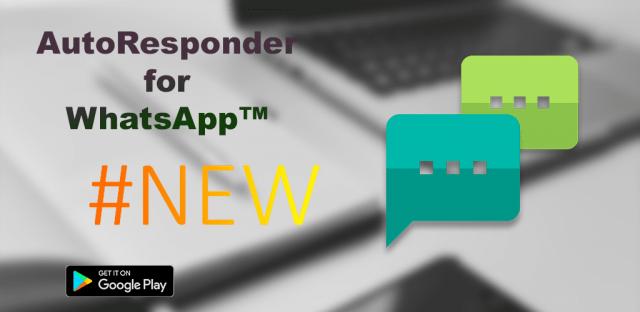 Sa AutoResponder kreirajte automatski odgovor na WhatsApp poruke! [BEZ ROOT-A]