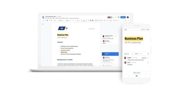 Sada možete dodati vodeni žig u Google dokument!