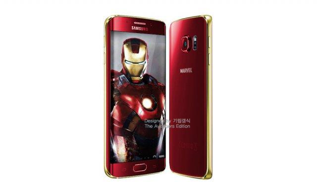 """Samsung bi trebalo da objavi """"Iron Man"""" verziju Galaxy S6 i S6 Edge telefona"""