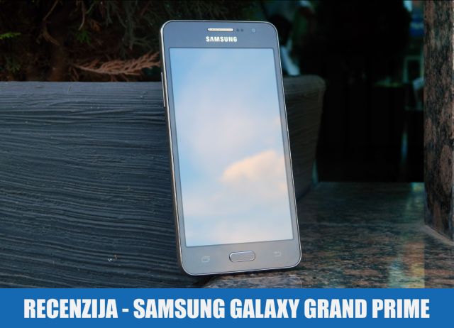 Samsung Galaxy Grand Prime - Test (VIDEO)