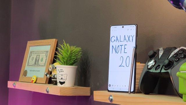 Samsung Galaxy Note 20 - Telefon koji je privukao mnogo pažnje! [RECENZIJA]